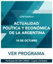 Actualidad Pol�tica y Econ�mica de Argentina