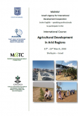 Agricultural Development in Arid Regions