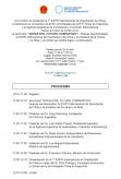 Seminario: Nueva Era, Futuro Compartido