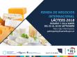 Ronda de negocios internacional del sector l�cteo �L�cteos 2018�