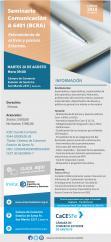 Seminario Comunicaci�n A 6401 (BCRA)