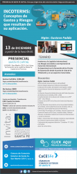#NUEVA FECHA # INCOTERMS: Conceptos de Gastos y Riesgos que resultan de su aplicaci�n.