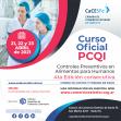 Curso-Oficial PCQI (Controles Preventivos en Alimentos para Humano)