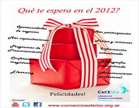 �Feliz 2012 amigos!