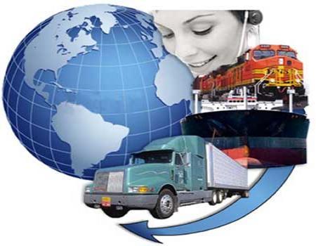 La cadena log�stica internacional