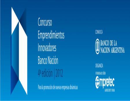 Concurso de emprendimientos innovadores