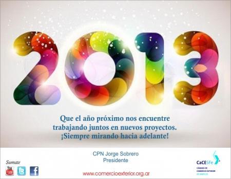 �Muchas Felicidades! Saludo de CaCESFe