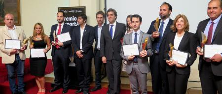 Desinmec Ingenier�a S.A. gan� el PREMIO EXPORTAR 2015