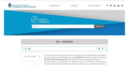 Nuevo PAC Empresas 2016