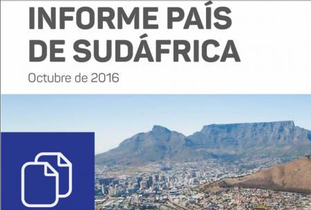 Informe pa�s de Sud�frica