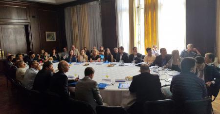 Participaci�n en la Jornada de Facilitaci�n del Comercio Exterior