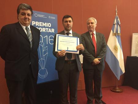 FECACERA entreg� los Premios Exportar 2016