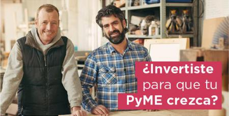 �Invertiste en tu PyME?