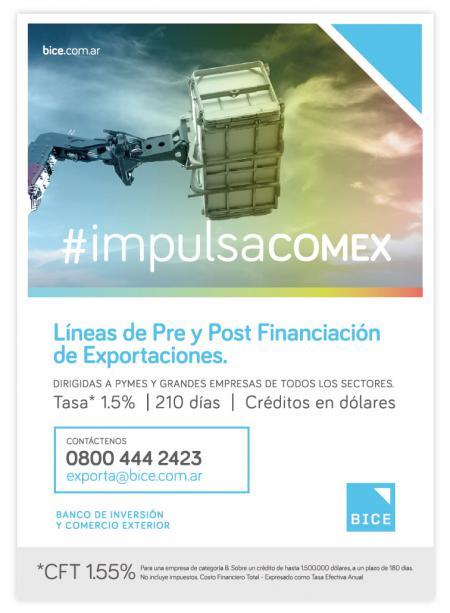 L�nea de Pre y Post Financiaci�n de Exportaciones