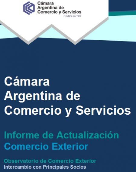 Informe de Actualizaci�n de Comercio Exterior de Marzo 2017