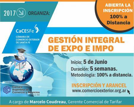 Gesti�n Integral de Expo e Impo
