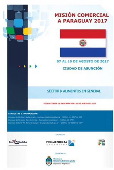 Misi�n Comercial a Paraguay