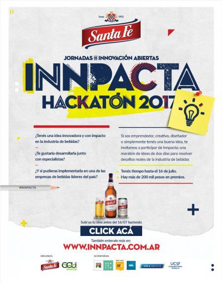 Sumate al Hackaton 2017 de CCU!!!