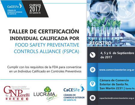 Taller de Certificaci�n Individual //// �ltimos Lugares!!!
