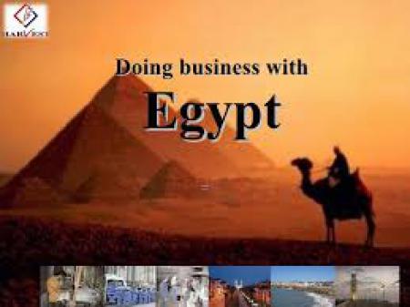 Gu�a de Negocios con Egipto