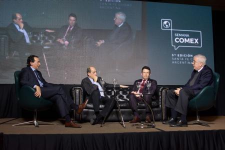 Reviv� la Conferencia Central de la 5� Semana Comex