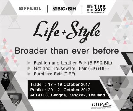 Life+Style Fair 2017