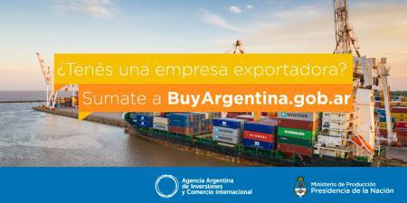 Buy Argentina