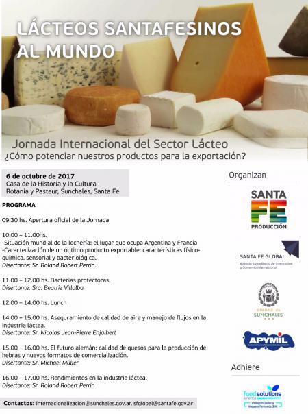 Jornada Internacional del Sector L�cteo