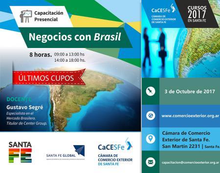 Negocios con Brasil - Gustavo Segr�