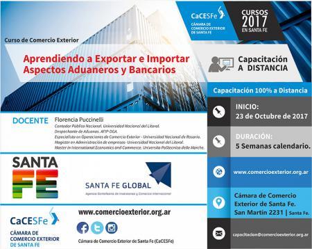 Aprendiendo a Exportar e Importar - Aspectos  Aduaneros y Bancarios - Florencia Puccinelli