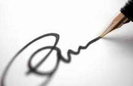Firma Registrada en Cancillería