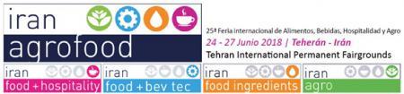 Irán Agro Food 2018