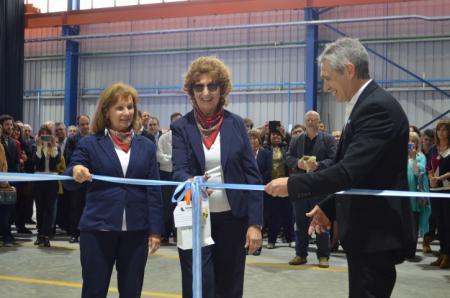 FACORSA inaugur� su nueva Planta en el Parque Industrial de Sauce Viejo