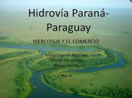 Hidrov�a: Una Soluci�n Real para el Comercio Exterior Boliviano