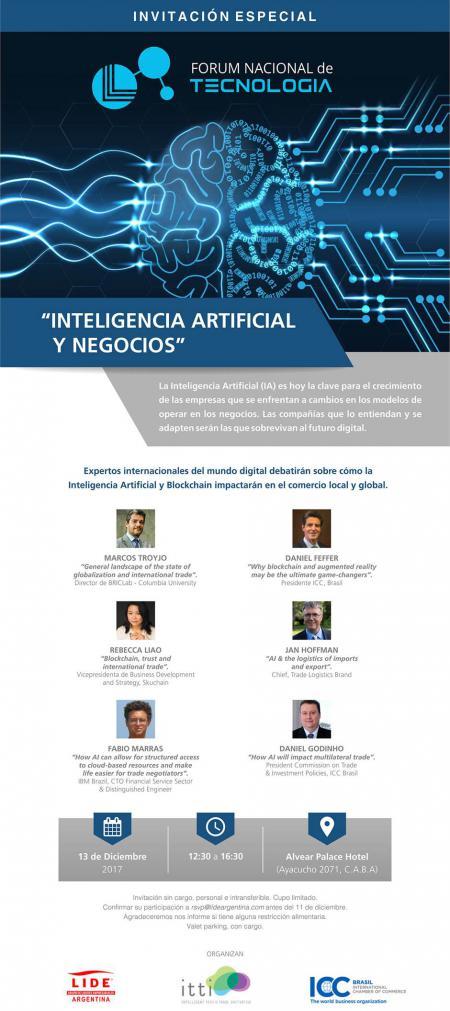 Inteligencia Artificial y Negocios