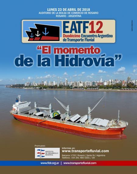 12? Encuentro Argentino de Transporte Fluvial