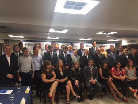 Participaci�n en el XIII Encuentro Nacional de C�maras de Comercio Exterior del Pa�s