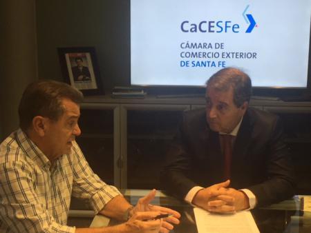 Firma del Convenio con la Universidad de Concepci�n del Uruguay