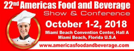 Americas Food and Beverages 2018
