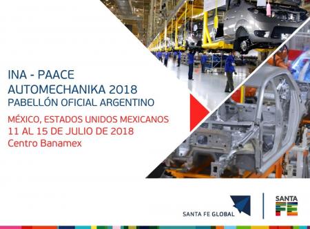 INA - PAACE Automechanika 2018