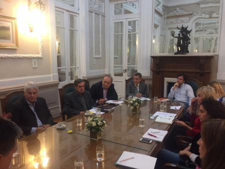 Reuni�n con la Secretar�a de Integraci�n Productiva del Ministerio de Producci�n de la Naci�n