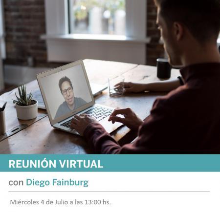 Reuni�n Informativa Virtual con MateriaBiz