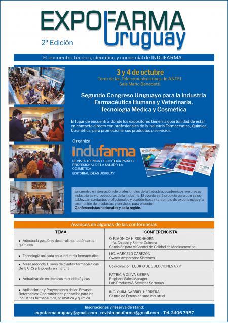 Expofarma Uruguay - 2º Edición