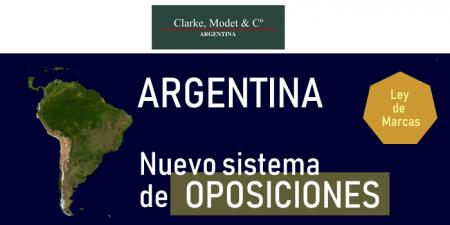 Simplificación sustancial del proceso de oposición
