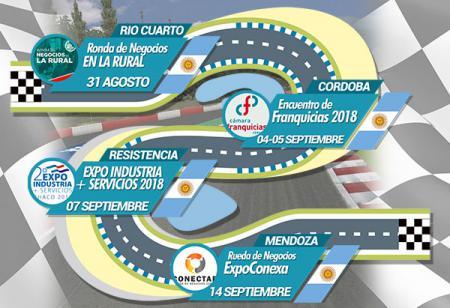 Rondas de Negocios en Expo Industria + Servicios 2018