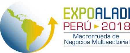 Macrorrueda de Negocios Multisectorial EXPO ALADI PER� 2018