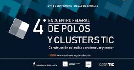 4� Encuentro Federal de Polos y Clusters TIC