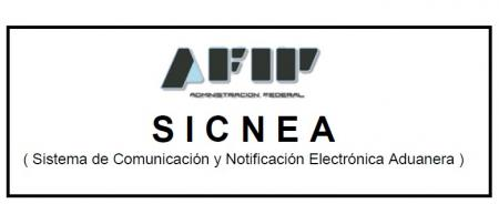 NOTIFICACIONES SICNEA