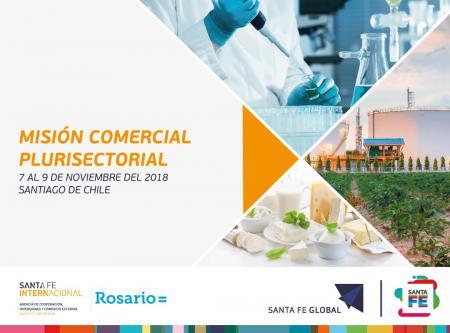 Misi�n Comercial Plurisectorial a Santiago de Chile 2018