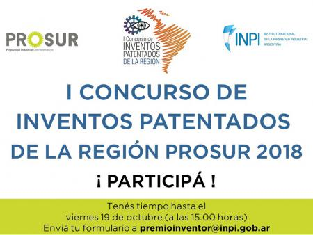 Particip� del Premio PROSUR